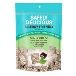 Minty Chocolatey Bites by Safely Delicious THUMBNAIL
