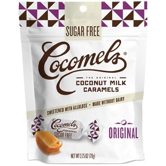 Sugar-Free Cocomels Coconut Milk Caramels - Original MAIN