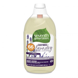 Seventh Generation EasyDose Laundry Detergent - Fresh Lavender Scent MAIN
