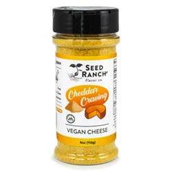 Cheddar Craving Cheese Seasoning by Seed Ranch Flavor Co. THUMBNAIL