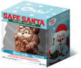 "Chocolate ""Safe Santas"" by No Whey! Foods"