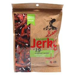 Sam's Harvest Jerky by Butler Foods THUMBNAIL
