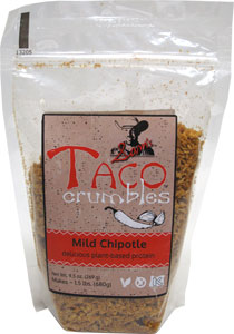 Sam's Taco Crumbles by Butler Foods