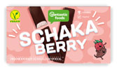 Schaka Berry Chocolate Bars with Strawberry Creme Filling by Vantastic Foods THUMBNAIL