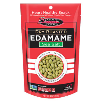 Dry Roasted Edamame by Seapoint Farms MAIN