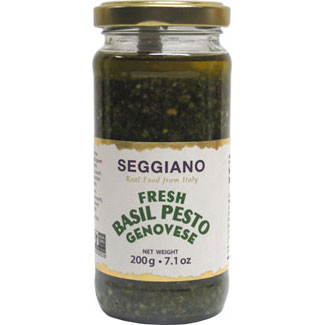 Fresh Basil Pesto Genovese by Seggiano MAIN