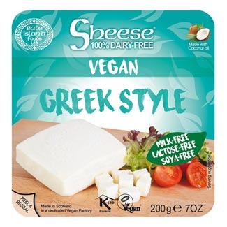 Sheese Vegan Greek Style Cheese Block MAIN