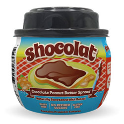 Shocolat Chocolate Peanut Butter Spread THUMBNAIL