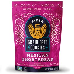 Siete Grain-Free Mexican Shortbread Cookies THUMBNAIL