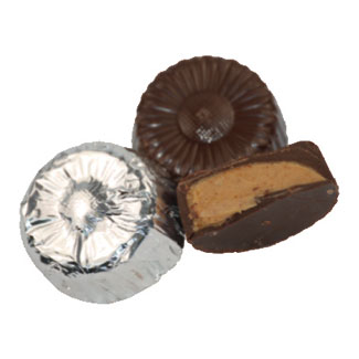 Sjaak's Organic Chocolate Almond Butter Cups MAIN