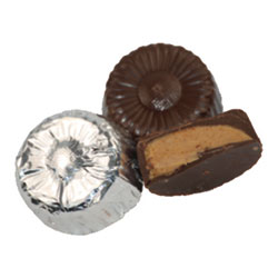 Sjaak's Organic Chocolate Almond Butter Cups THUMBNAIL