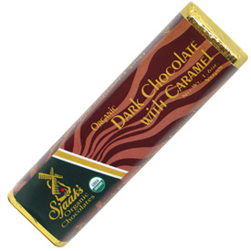 Sjaaks Organic Caramel Filled Chocolate Bar