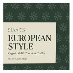 European Milk-Style Chocolate Assortment by Sjaak's Organics THUMBNAIL