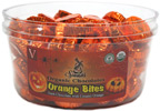 Sjaak's Organic Dark Chocolate Orange Halloween Bites