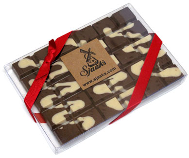 Sjaak's Organic Peppermint Bark