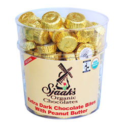 Sjaak's Organic Peanut Butter Cups THUMBNAIL