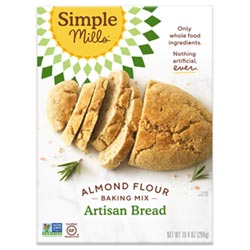 Simple Mills Almond Flour Artisan Bread Baking Mix THUMBNAIL