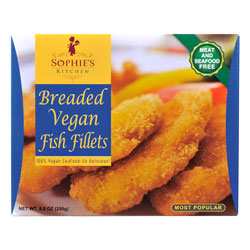 Breaded Fish Fillets by Sophie's Kitchen THUMBNAIL