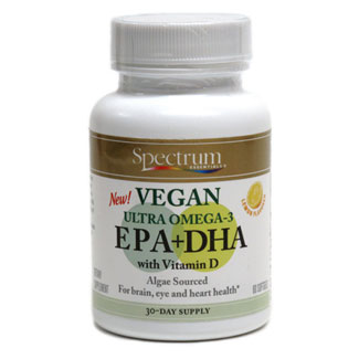 Vegan Ultra Omega-3 EPA + DHA by Spectrum Essentials MAIN