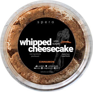 Spero Foods Whipped Cinnamon Cheesecake_LARGE