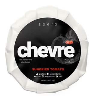 Spero Foods Sundried Tomato Chèvre Cheese_LARGE
