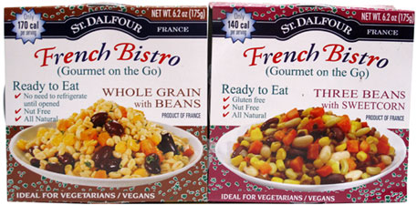 French Bistro Gourmet on the Go Meals by St. Dalfour