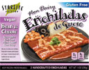 Vegan Bean & Cheese Enchiladas de Queso by Starlite Cuisine