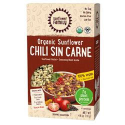 Organic Sunflower Protein Chili Sin Carne` by Sunflower Family THUMBNAIL