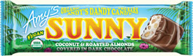 Amy's Organic Sunny Vegan Candy Bars THUMBNAIL