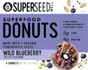 Wild Blueberry Superfood Donuts by Superseed Well_THUMBNAIL