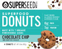 Chocolate Chip Superfood Donuts by Superseed Well_THUMBNAIL