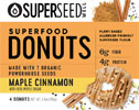 Maple Cinnamon Superfood Donuts by Superseed Well_THUMBNAIL
