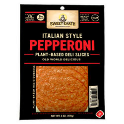 Sweet Earth Italian-Style Pepperoni THUMBNAIL