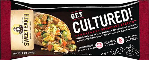 Get Cultured! Korean Breakfast Burrito by Sweet Earth_LARGE