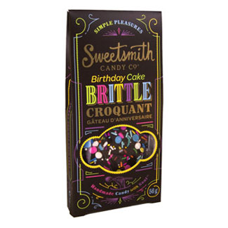 Birthday Cake Brittle by Sweetsmith Candy Co. MAIN