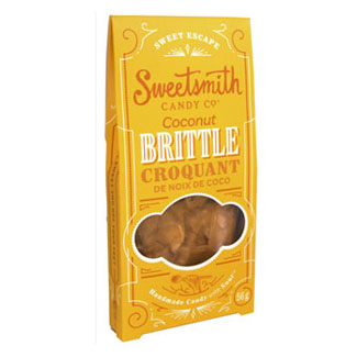 Coconut Brittle by Sweetsmith Candy Co. MAIN