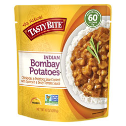 Tasty Bite Bombay Potatoes THUMBNAIL