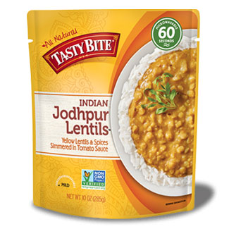 Tasty Bite Organic Indian Jodhpur Dal MAIN