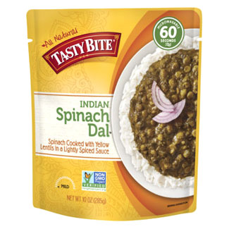 Tasty Bite Spinach Dal MAIN
