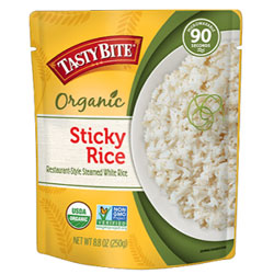 Tasty Bite Organic Sticky Rice THUMBNAIL