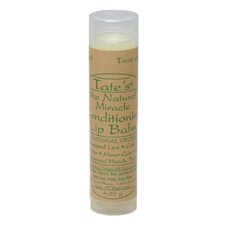 Tate's Natural Miracle Conditioning Lip Balm MAIN