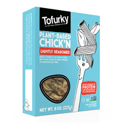 Tofurky Slow Roasted Chick'n - Lightly Seasoned THUMBNAIL