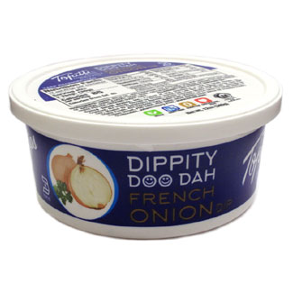Dippity Doo Dah French Onion Dip by Tofutti MAIN