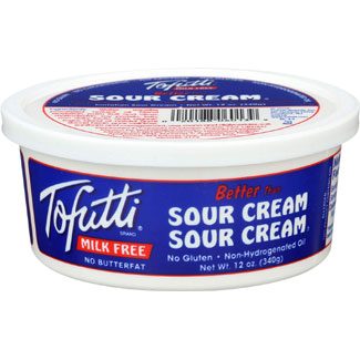 Better Than Sour Cream by Tofutti MAIN
