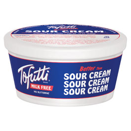 Sour & Whipped Cream
