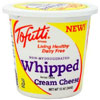 Whipped Better Than Cream Cheese by Tofutti