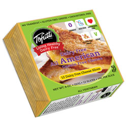 Tofutti Cheese Slices - American THUMBNAIL