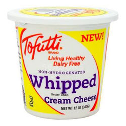 Whipped Better Than Cream Cheese by Tofutti THUMBNAIL