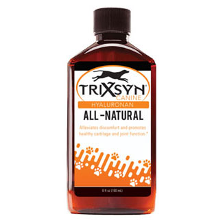 Trixsyn Canine Hyaluronan Joint Health Supplement (formerly Redidog) MAIN