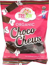Organic Choco Chews by TruJoy Sweets